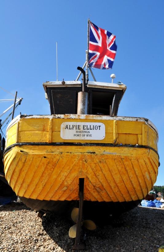 Alfie Elliot