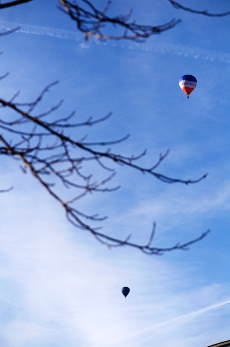 Hot Air, Blue Skies