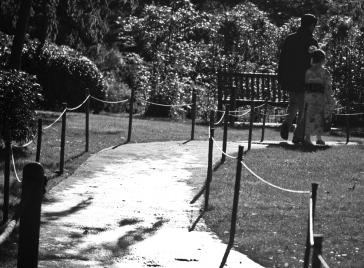 Kyoto Gardens walk
